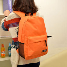 Travel Sports Shoulder Backpack Hiking Waterproof Zipper Laptop Bag School Bag(China)