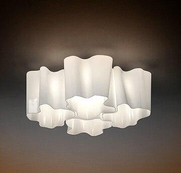 Логико четверка вложенными верхнего света Микеле де Лукки потолочный светильник Micro Ос ...