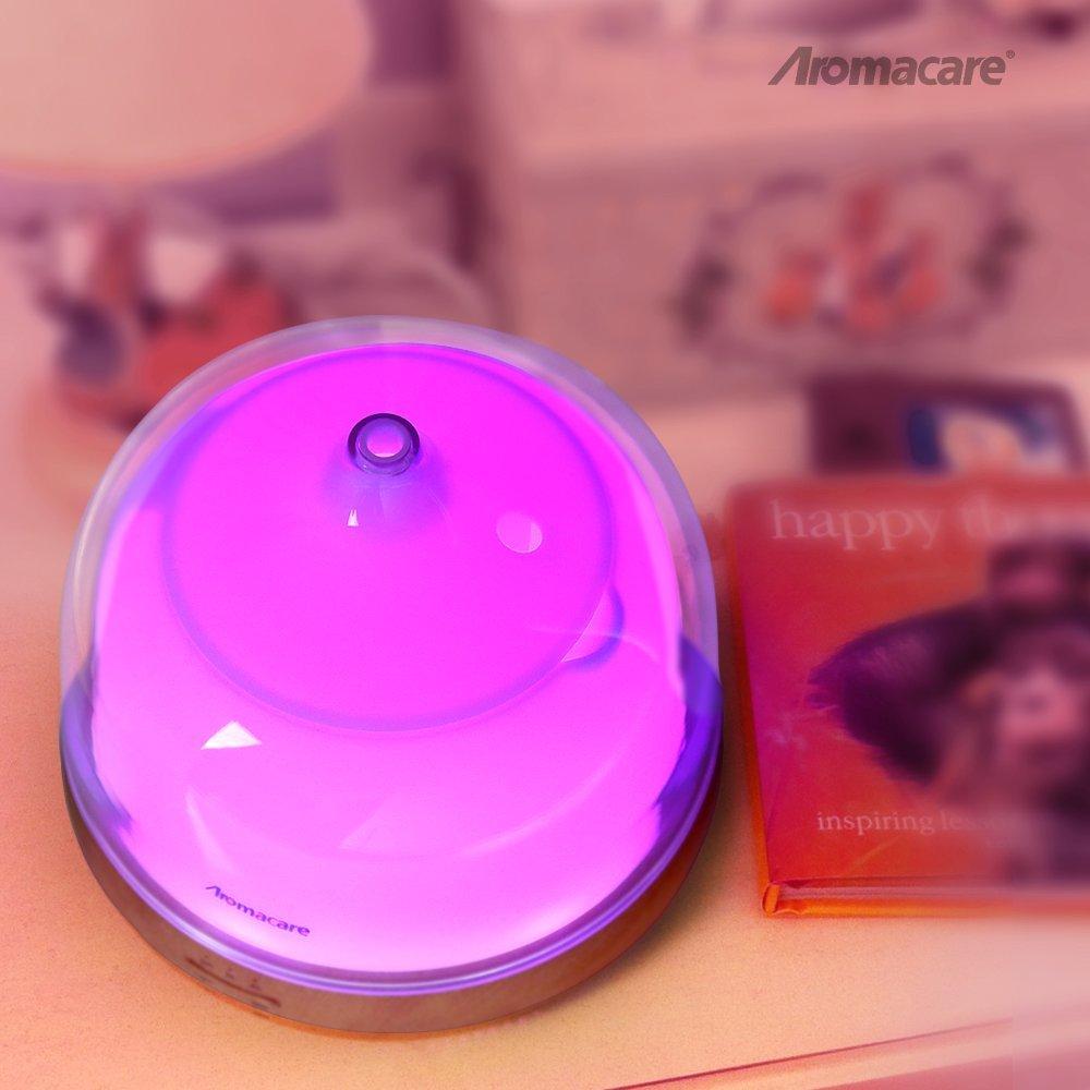 Difuzor arome eteričnega olja, ultrazvočni vlažilec Cool Mist, - Gospodinjski aparati - Fotografija 4