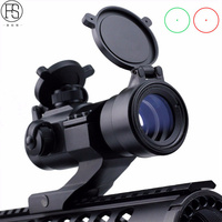 Tactical Sight Huntinting 1x30 red green dot sight Monocular Telescope Outdoor