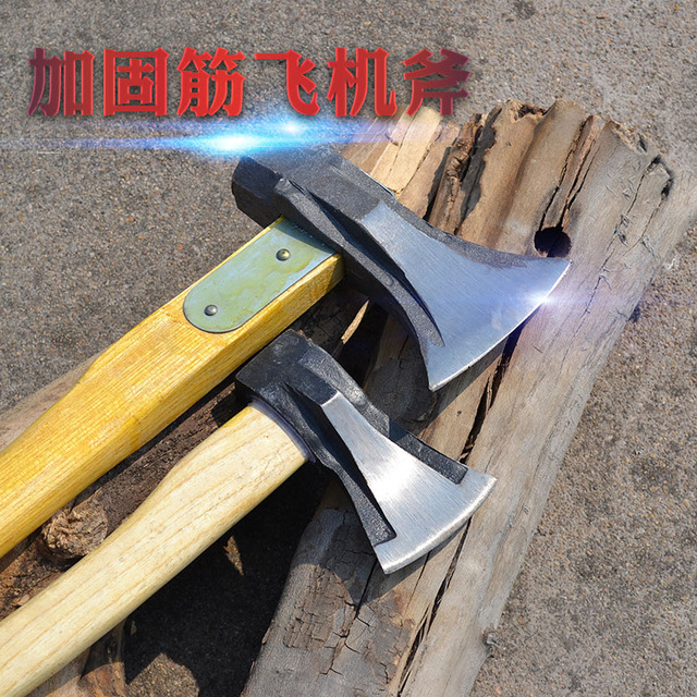 The Axe Axe Chopping Wood Axe Forged Outdoor Camping Thickened