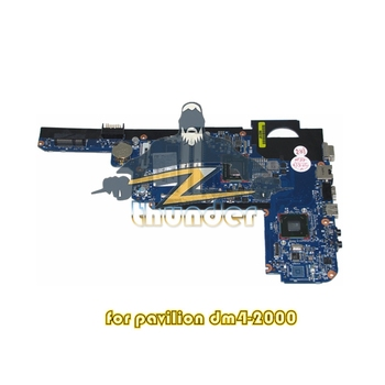 656092-001 for hp pavilion dm4 dm4-2000 laptop motherboard i3-2310M HM65 DDR3