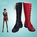 New AMNESIA Shin Cosplay Boots Anime Shoes Custom Made