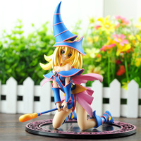 Yugi Muto's Dark Magician Girl Sex Classic Game Anime Yu Gi Oh ZEXAL Official Card Game King of Games 7 Action Figure