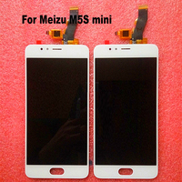High Quality New Tested Digitizer Touch Screen LCD Display Assembly For Meizu M5S Mini Meilan 5S