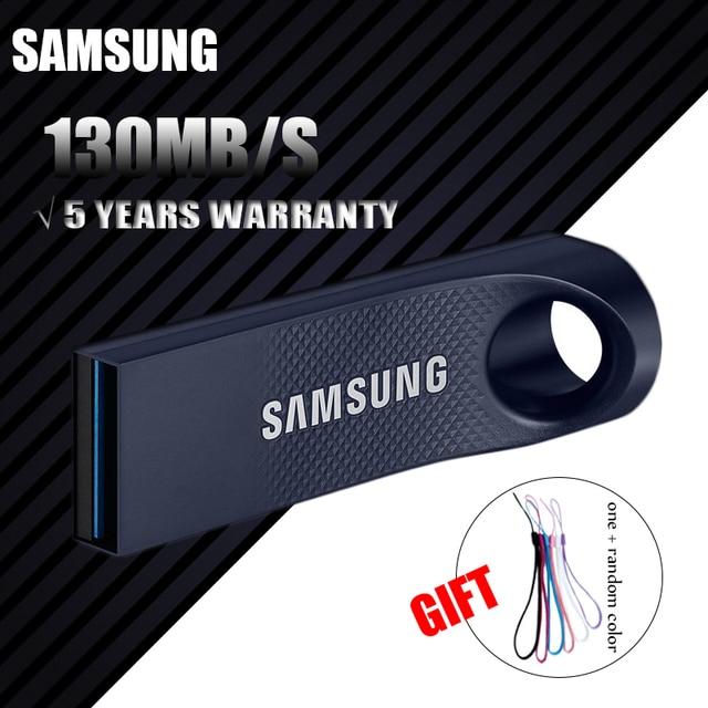 SAMSUNG Pen Drive Pendrive 32GB 64GB 128GB USB3.0 USB Flash Drive Disk