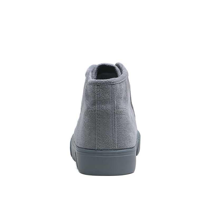 Kadın Akın Kar Botları Kış Ayakkabı Platformu Sıcak Fleeces Klasik Yüksek Üst Yuvarlak Ayak Düz rahat ayakkabılar Botları
