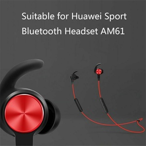 Image 5 - New  Earbuds Tips Silicone Cover Eartips for Huawei Honor xSport AM61 Bluetooth Headset Earphone Cover Ear Hook Durable