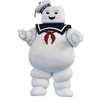 28 см Винтаж Охотники за привидениями 3 Зефирный человек банк Sailor фигурку игрушки куклы