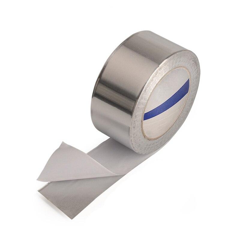 UK Stock self adhesive 40M length Aluminium Foil Tape