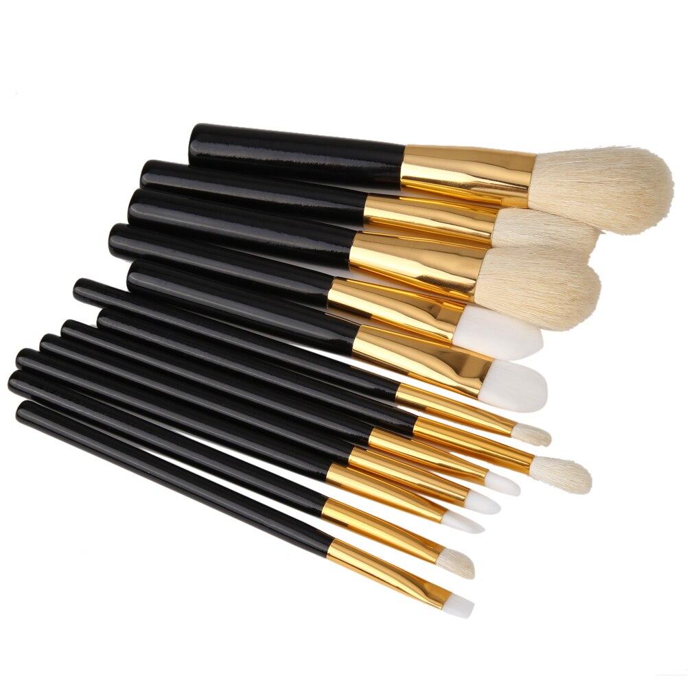 12pcs Eye Makeup Brushes Set Eyeshadow Blending Brush Powder Foundation Eyeshadading Eyebrow Lip Eyeliner Brush Cosmetic Tool 12pcs eye makeup brushes set eyeshadow