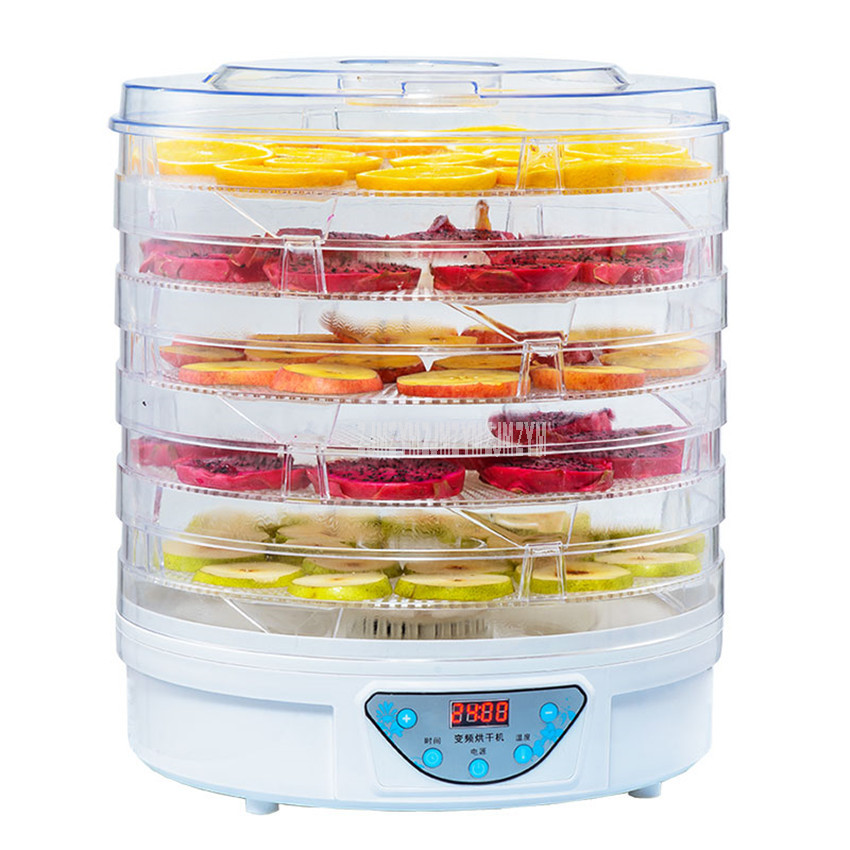 5-Layer Frequency Conversion Automatic Food Dehydrator Snacks Dehydration Household Fruit Vegetable Dry Machine Pet Food Dryer5-Layer Frequency Conversion Automatic Food Dehydrator Snacks Dehydration Household Fruit Vegetable Dry Machine Pet Food Dryer