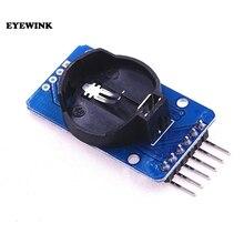 10 adet/grup DS3231 AT24C32 IIC modülü hassas saat modülü DS3231SN Arduino için bellek modülü