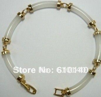 3 шт. 7.5 дюйма Белый E Jewelry Браслеты браслет