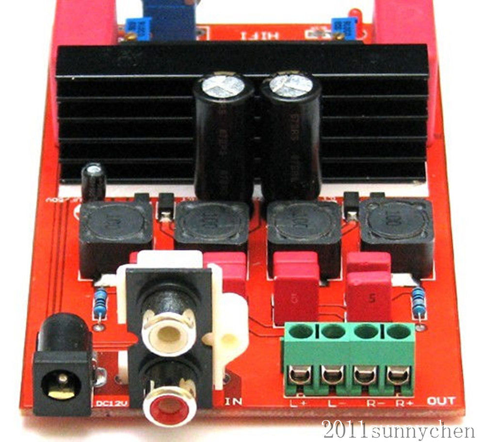 New Aiyima Amplifiers Board Mkiii Tripath Ta2020 Pcb 25w Class T Audio Amplifierwith Related Products