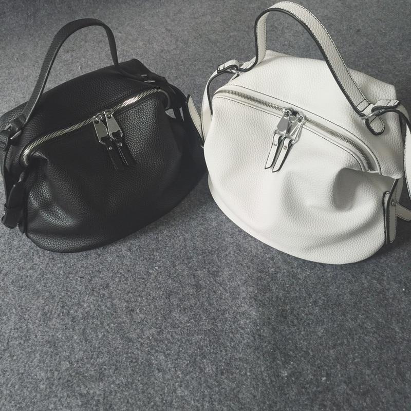 Crossbody Bag Shoulder Women <font><b>Black</b></font> <font><b>HandBags</b></font> 2017 Casual Style Messenger Bag Hobos Lady PU Tote Bags For Women Sac A Main Femme