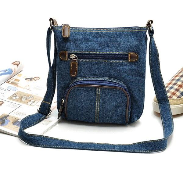 Online Buy Wholesale denim sling bag from China denim sling bag ...