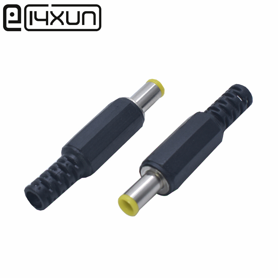 2pcs 5.0 * 3.0mm 5.0*3.0 DC Power Male Plug Jack Adapter Connector Plug For Samsung RC420 R700 N140 N145 305V4A Series Laptops