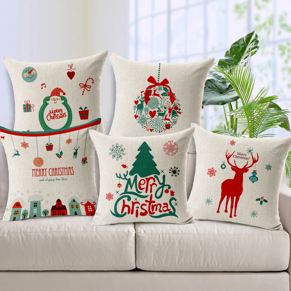 buy christmas pillowcase