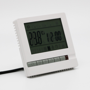 Image 3 - LCD Screen Thermostat Warm Floor Heating System Thermoregulator AC200 240V Temperature Controller
