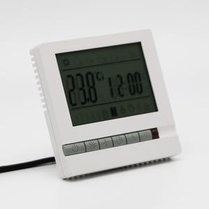 Image 3 - หน้าจอ LCD Thermostat ความร้อนชั้นระบบ Thermoregulator AC200 240V อุณหภูมิ CONTROLLER