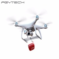 PGYTECH Remote Delivery Air Dropping System for DJI Phantom 4 Pro Phantom Series Drone Accessories DR2628 RCmall