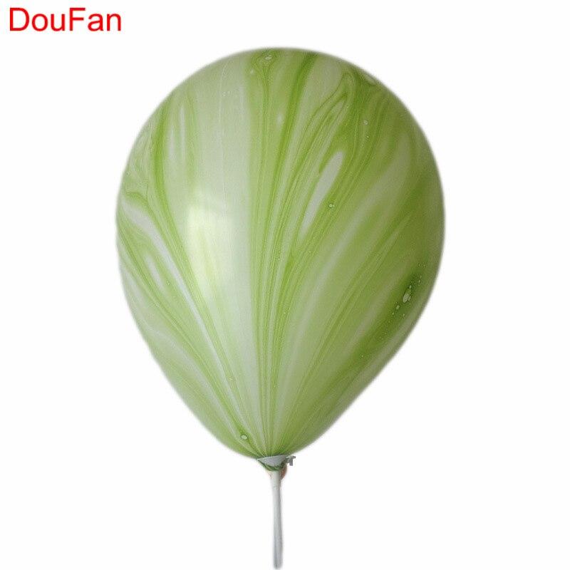 50 stücke Marmor Achat Latex Ballon Party Ballons Geburtstag Party Decor Ballons Großhandel für Baby Dusche Kinder Party Weihnachten