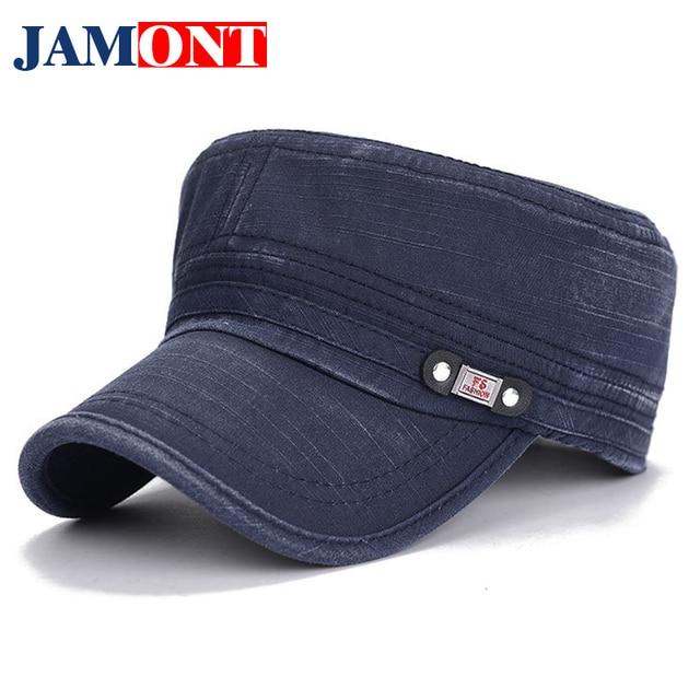 b27011250d157 Béisbol gorra plana sombrero hombres y mujeres accesorios Primavera Verano  sombreros planos de los hombres de