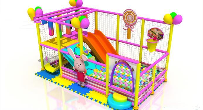 uşaqlar üçün qapalı oyun meydançası əyləncə üçün mini - Əyləncələr - Fotoqrafiya 1