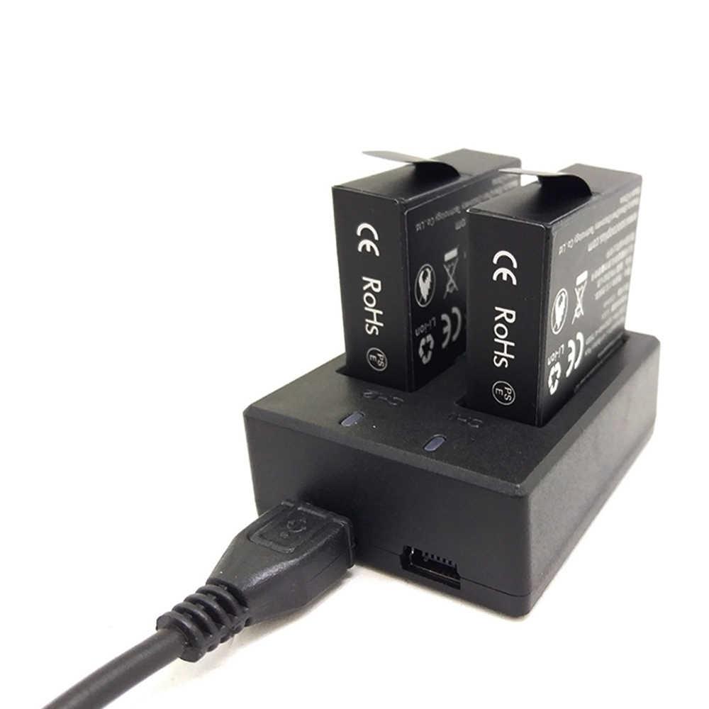 TUYU SOOCOO S300/S200 оригинальное зарядное устройство для аккумуляторов высокого Ёмкость 4,53 V Батарея зарядки SOOCOO экшн Камера Батарея аксессуары
