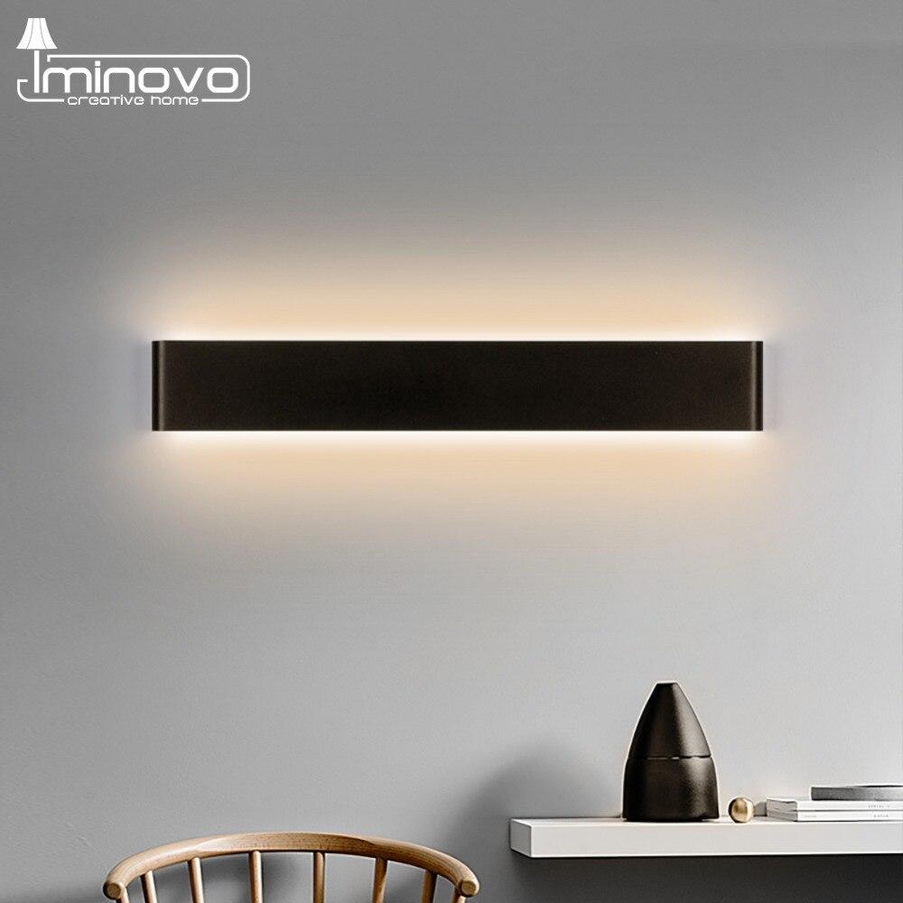 Lights & Lighting Radient Wood Led Loft Vintage Wall Lamp Lights With Switch For Bedside Home Indoor Modern Mounted Wall Sconce Lighting E27 110v-220v