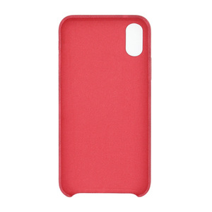 Image 4 - 50PCS PU Back Leather Case For iPhone X 6 6s 7 8 Plus Retro Case Cover For iPhone 8 Simple Phone Shells