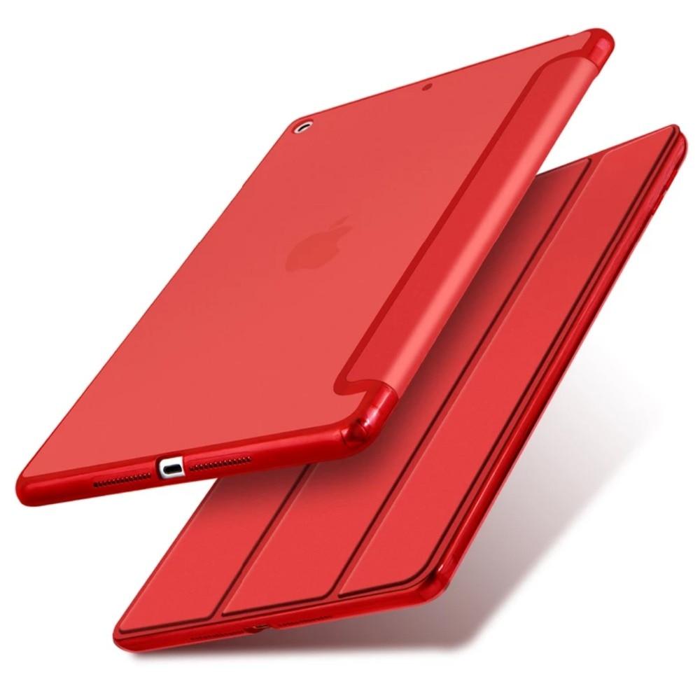 TPU slim Case For Apple New ipad 9.7 inch 2017/2018 : A1822`A1823`A1893`1954 ,YCJOYZW-PU Leather Smart Cover Sleep Wake Up Case