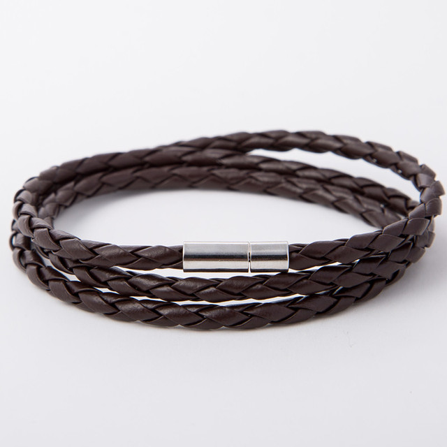 Retro Wrap Leather Bracelets