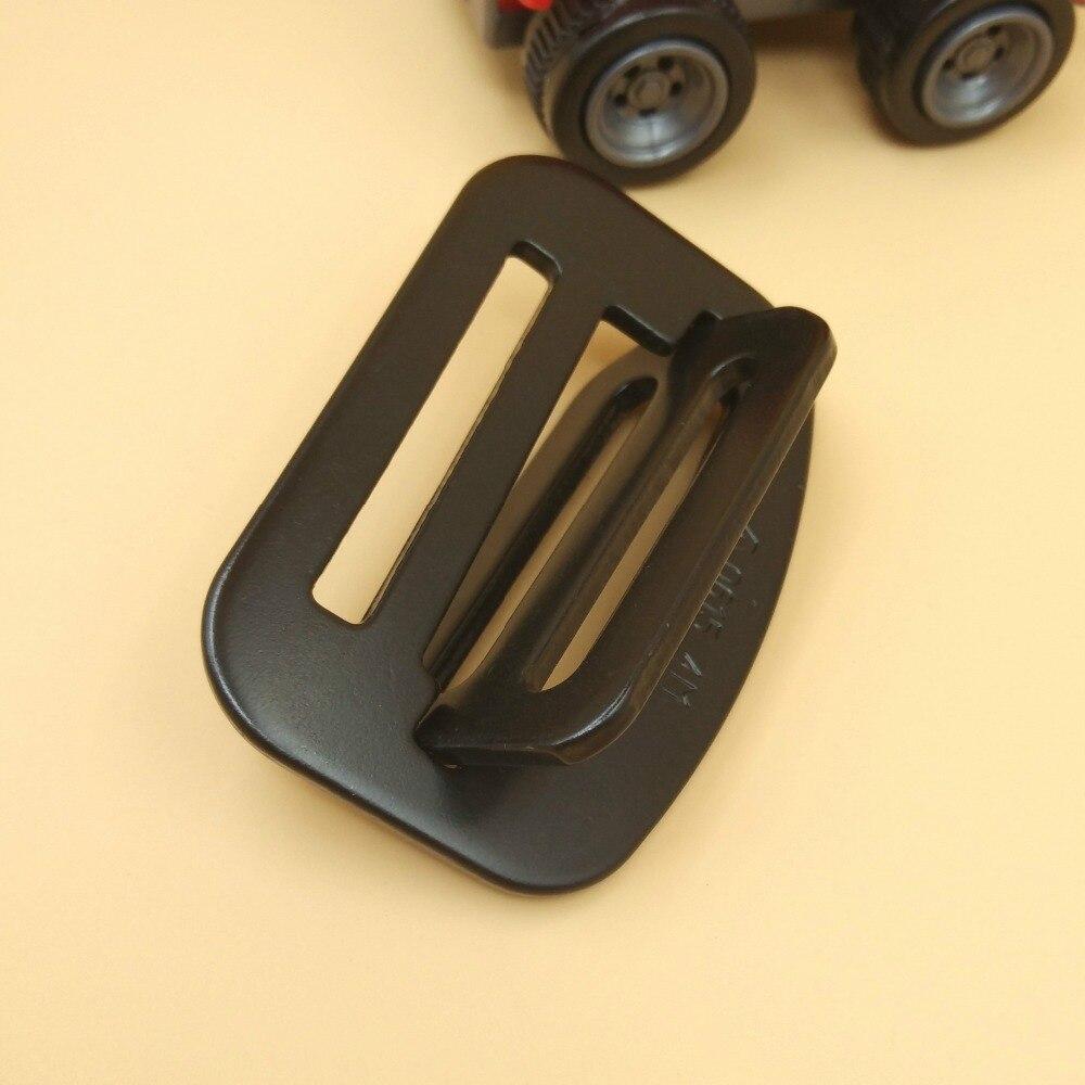 For 45mm Webbing Straps 5pcs Safety Military Frame Lock