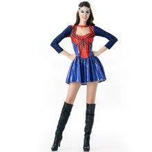 marvel superhelden weiblich kostüm