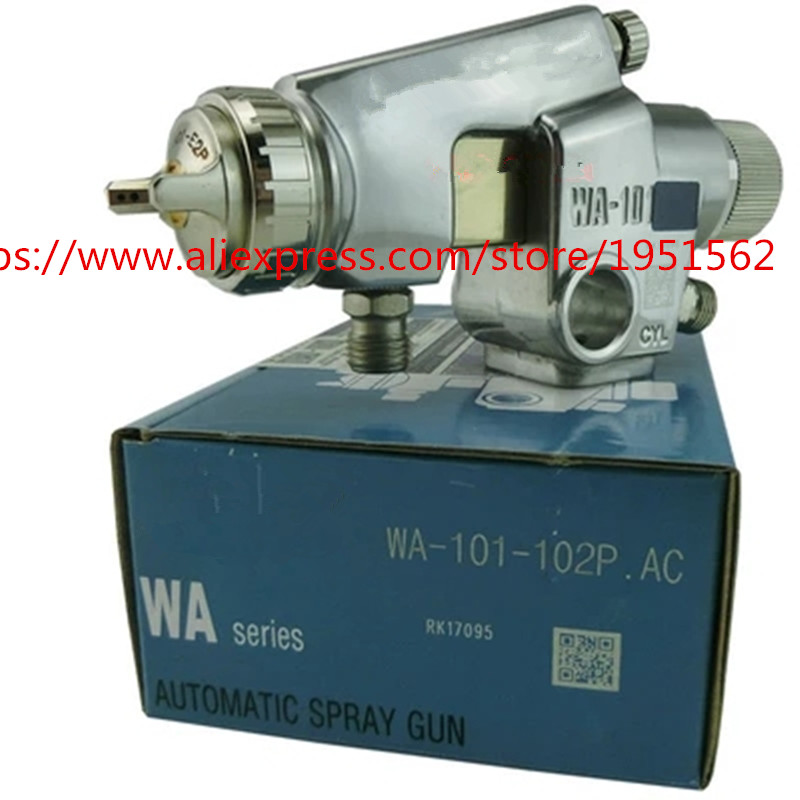 цена на spray gun WA-101 auto quality gun Automatic gun Origin auto spray paint use to water spray Pipeline spray paint sprayer