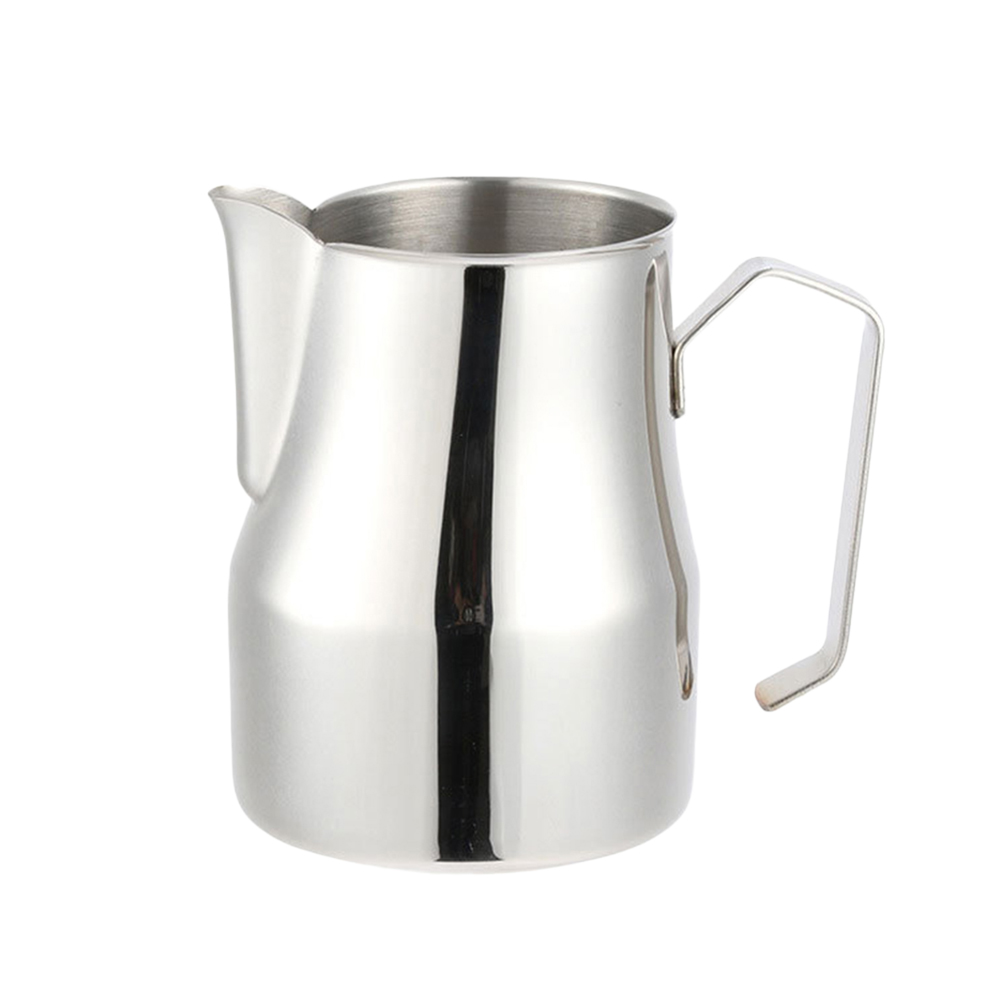 Kitchen Stainless Steel Milk Frothing Jug Fine Workmanship Baby Thermometers Baby