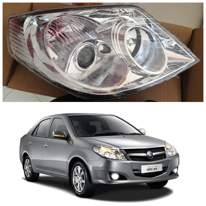 Geely MK 1,MK1,Car front headlight head light kapkam mk 51