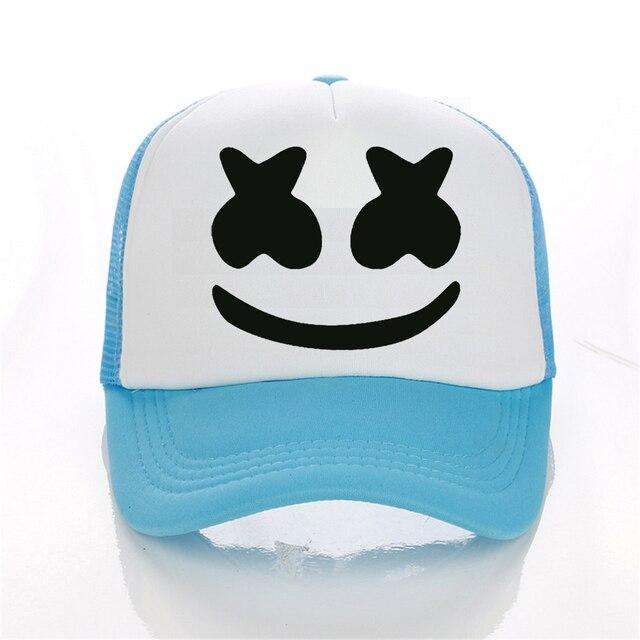 Sky Blue Black snapback hat 5c64fe6f2abd1