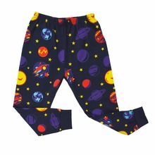 Cute Stars Printed Cotton Baby Boy's Pajamas