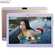 DHL Бесплатная 10 дюймов Tablet PC 3 г 4 г LTE Octa core 4 ГБ оперативной памяти 32 ROM Dual SIM 8.0MP Android 6.0 GPS 1920*1200 HD IPS планшетный ПК 10″