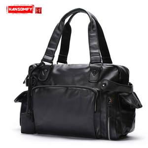 ea182251ff HANSOMFY casual shoulder bag men s handbag messenger bag