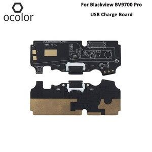 Image 1 - Ocolor для Blackview BV9700 Pro USB плата для зарядки в сборе запасные части для Blackview BV9700 Pro USB плата аксессуары для телефонов