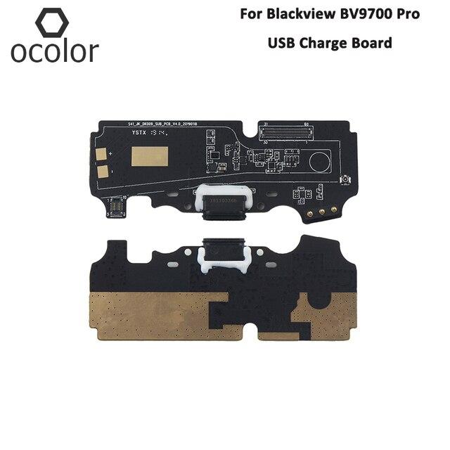 Ocolor для Blackview BV9700 Pro USB плата для зарядки в сборе запасные части для Blackview BV9700 Pro USB плата аксессуары для телефонов