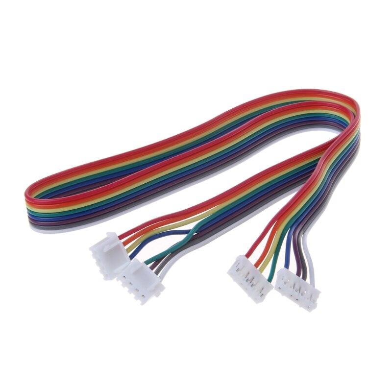 0.5m/1m/2m stepper motor cable 3D Printer Parts XH2.54 4pin Nema 17 Stepper Motor Cable 4pin Cable 42 Motor