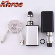 Khree S40Mini Cigarrillos Electrónicos mod cuadro 20 W/30 W/40 W Control de Flujo de aire Vaporizador 1600 mah de la batería