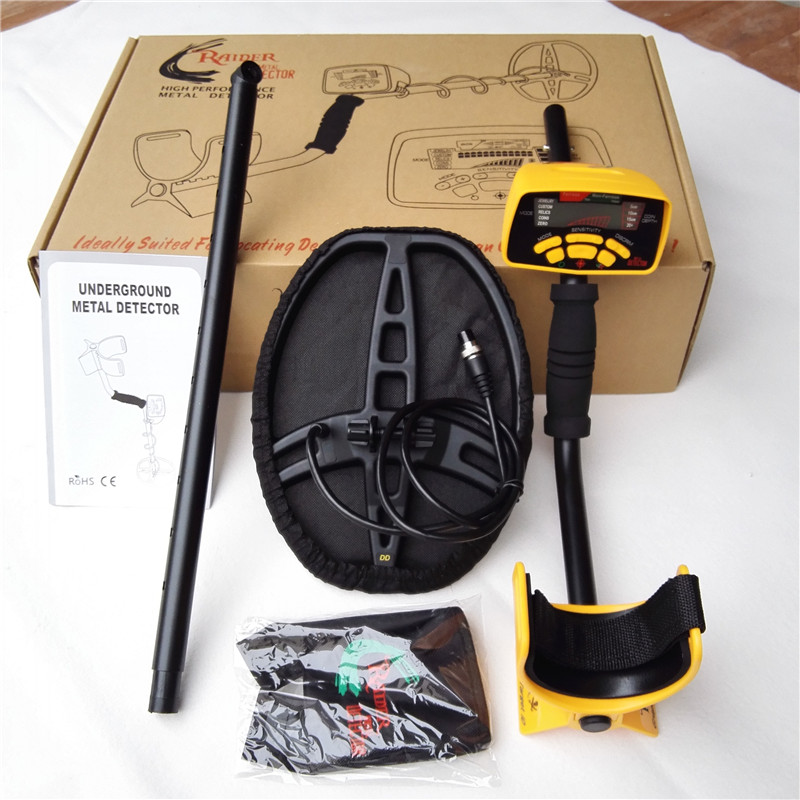 MD-6350 Ground Metal Detector Gold Metal Detector Gold Digger MD6350 Metal detector factory кувалда truper md 6f 19884