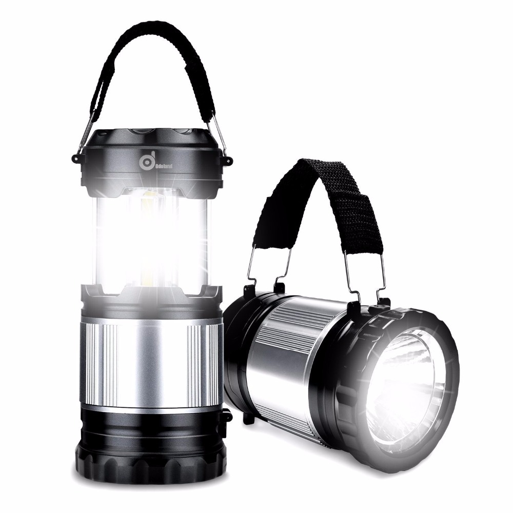 Portable Lantern LED Solar Powered Camping Tent Light Outdoor Collapsible Lamp Rechargeable Flashlight Torch For Camping Hiking