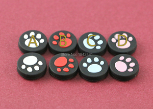 Image 2 - OCGAME Protective Silicone 3D Joystick Buttons For PSV 1000 2000 Grip Analog Cap Cover For PS Vita PSV1000/2000 PSVITA 100pcs